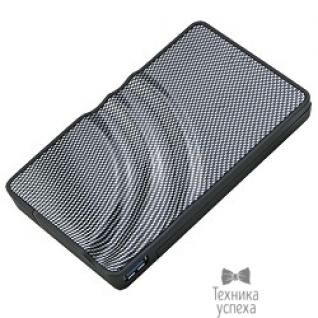 "AgeStar AgeStar USB 3.0 Внешний корпус 2.5"" SATA HDD/SSD AgeStar 3UB2P USB3.0, алюминий, черный/серебристый, безвинтовая конструкция (06992/592006)"