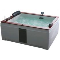 Акриловая ванна Gemy с гидромассажем (G9052-II K)