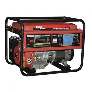 Генератор бензиновый RedVerg RD5500B (4,5 кВт)