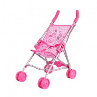 Коляска-трость (розовая) Gulliver Gulliver коляски-37895171