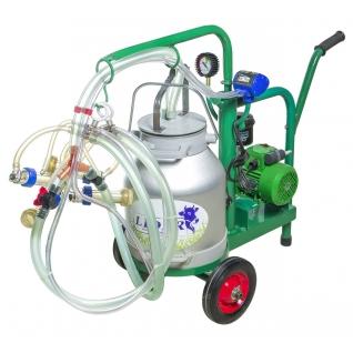 Доильный аппарат для коз «LIDER» 20.4 на 2 козы-271094