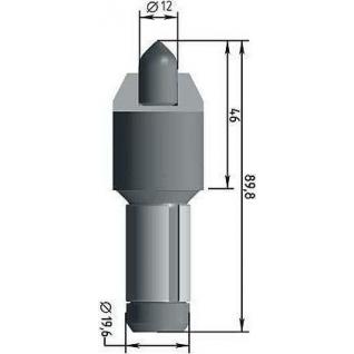 Резец ДЗ-3
