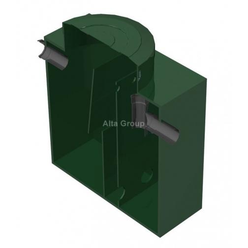 Промышленный жироуловитель Alta-М-OS 7-500 (круглый) Alta 5700664