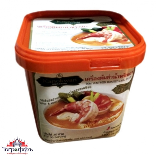 Основа для супа том ям с сушеными креветками, 1 кг-945280