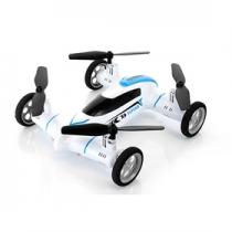 Квадрокоптер на колесах Syma X9 (Радиоуправляемый дрон на колесах Сима Х9)