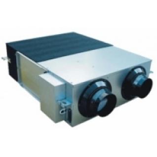 Приточно-вытяжная установка AIR SC LHE-50W с рекуперацией, автоматика, ПУ-6440863