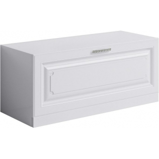 Шкаф напольный AQWELLA 5 STARS Empire 100 (Emp.03.10/W), белый-6761899