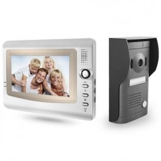 Комплект видеодомофона для квартиры, частного дома с вызывной панелью PST-VD972C-5006129
