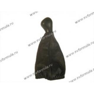 Ручка КПП 2108-099 кожа+чехол-432726