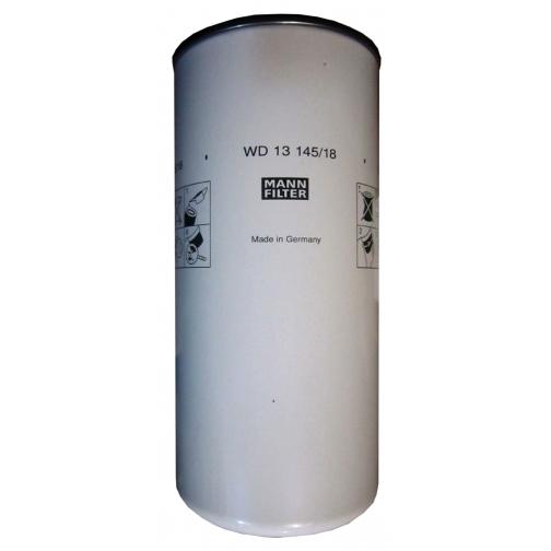 Фильтр двигателя масляный MANN-4952151