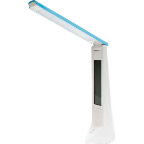 Настольная лампа Feron DE1710 1.8W, голубой-8164919