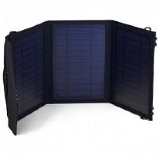 Портативное ЗУ со встроенной солнечной батареей Proline SWL-101U Black-5006040