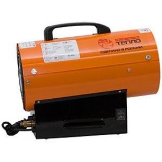 Газовая тепловая пушка КГ на сжиженном газе 18, апельсин-2062522