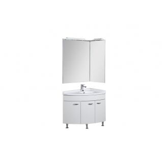 Комплект мебели угловой для ванной Aquanet Корнер 00161298-11491461