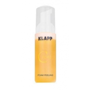 Klapp Foam Peeling (С PURE) - Пилинг-пенка для лица