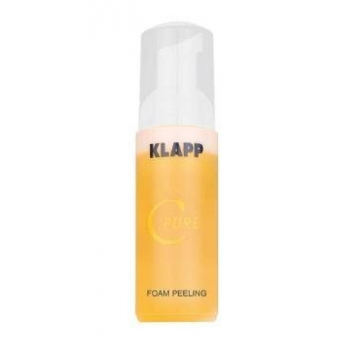 Klapp Foam Peeling (С PURE) - Пилинг-пенка для лица-4942272