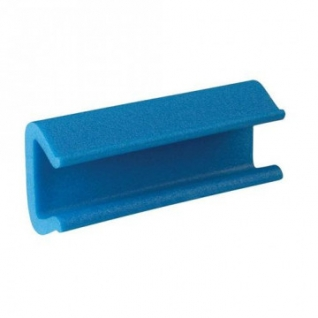 Профиль защитный, тип 60-80, 2000мм, синий , 10 шт/уп