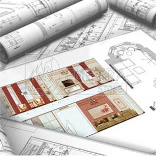 """Дизайн-проект """"Базовый"""" (От 200 м2)-6435088"""