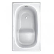 Стальная ванна BLB Europa Mini сидячая 1050х700мм