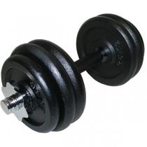 Alex Гантель разборная черная DB101-16TR (18,5 кг) 10011923