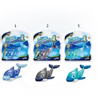 """Игрушка для ванны """"Плавающий дельфин"""" (свет) YG Sport-37726568"""