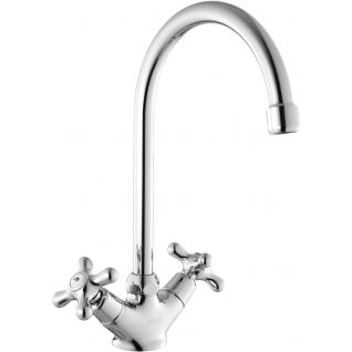 Смеситель для кухонной мойки Iddis Jeals 59000T4C+W04-6853065