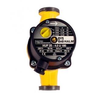 """Насос циркуляционный для систем отопления HUP 25-6.0 U 180 mm 230 v /50 Hz G 11/2"""" HALM 0323-33206-12"""