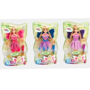 Кукла Beautiful Fairy крыльями (свет) Kaibibi-37712607