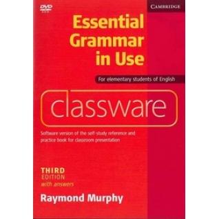 DVD. Essential Grammar in Use. Elementary Cambridge University Press-9193422