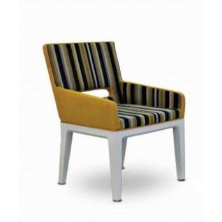 Кресло на деревянном каркасе бук/дуб АК-1527-1972448
