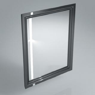 Панель с зеркалом Kerama Marazzi POMPEI, 60см черный-6762447