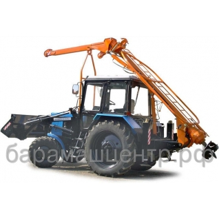 Бурильная крановая машина БМ-205Д-4857137