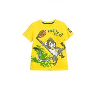 """джемпер (модель """"футболка"""") для мальчиков"""