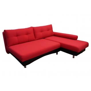 Палермо 1 угловой диван-кровать с увеличенной глубиной-5271027