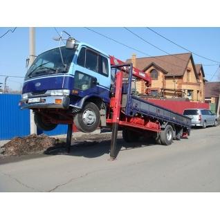 Японский грузовик эвакуатор Nissan Diesel-5041446