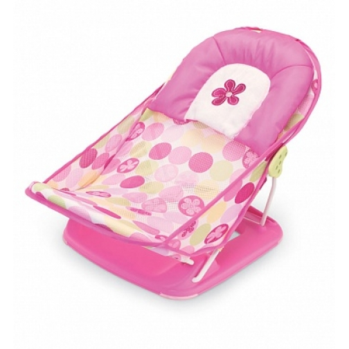 Лежак Summer Infant Лежак для купания Summer Infant Deluxe Baby Bather-1962920