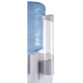 Стаканодержатель Ecotronic НА МАГНИТЕ (белый)-400850
