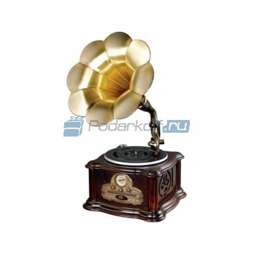 Граммофон-ретро+радио+CD/MP3/USB PLAYER-762752