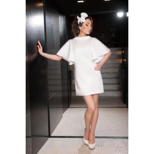 Платье свадебное Короткие свадебные платья⇨Линетт-661950