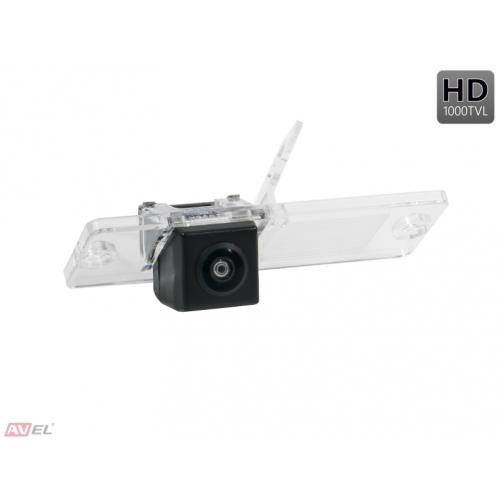 CCD HD штатная камера заднего вида AVS327CPR (#061) для MITSUBISHI PAJERO IV AVS-8938296