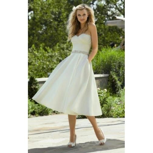 Платье свадебное Короткие свадебные платья⇨ТайнаК-661970