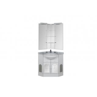 Комплект мебели угловой для ванной Aquanet Ринконера 00161285-11491469