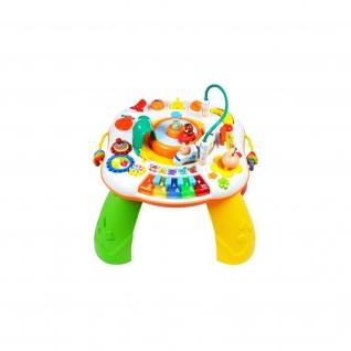 """Игровой столик """"Мир приключений"""", (свет, звук) Жирафики-37732522"""