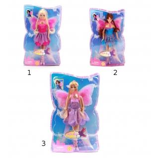 """Кукла Lucy """"Фея со светящимися крыльями"""" Defa Lucy-37708801"""