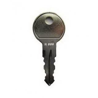 Ключ THULE № 167 1550-001 (167)-9063132