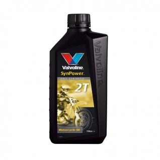 Моторное масло VALVOLINE SYNPOWER 2T 1л-5990767