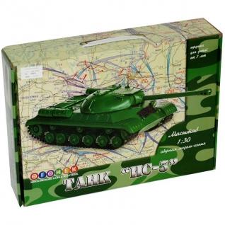 """Сборная модель танка """"ИС-3"""", 1:30 Завод Огонек-37732733"""