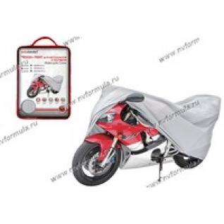 Тент на мотоцикл 229x99x124 AUTOSTANDART 102105/102126-433215