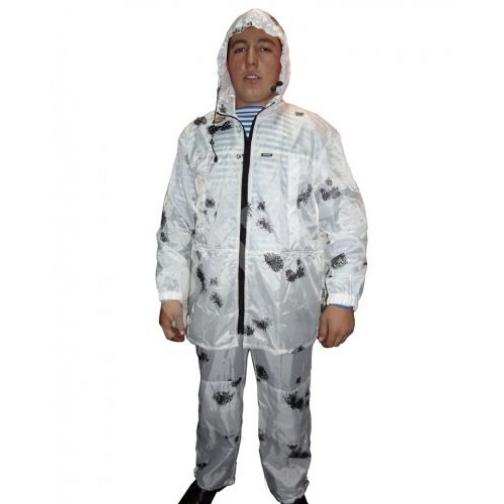 Костюм зимний маскировочный Клякса (Куртка+брюки)-9719