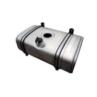 Бак аллюминиевый топливный; Габариты баков D - образные; Длина бака - до 110 см Объем (л) - D до 462-86128